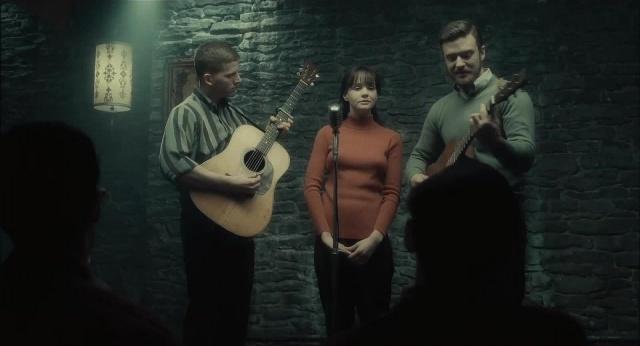 Inside Llewyn Davis trio