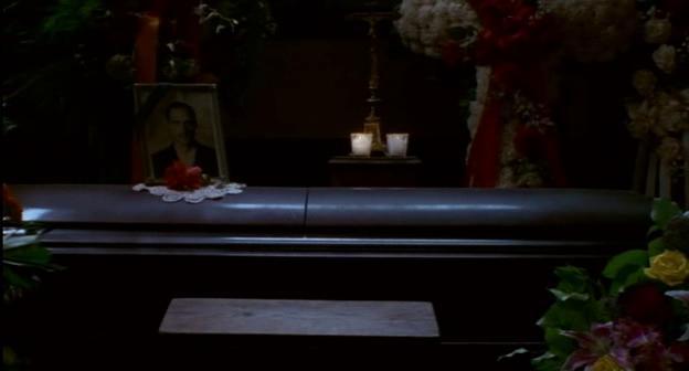 Nos funérailles cercueil