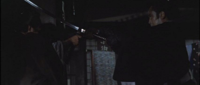 Bandit contre samouraïs duel