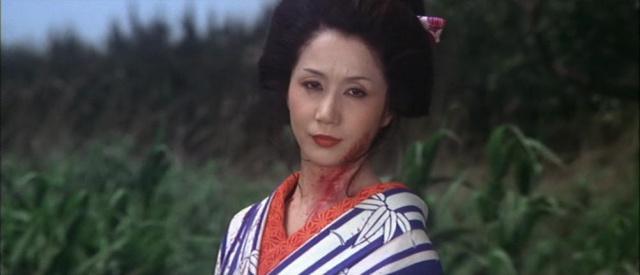 Bandit contre samouraïs femme