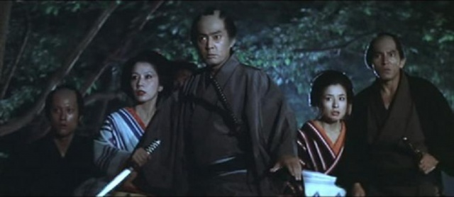 Bandit contre samouraïs groupe